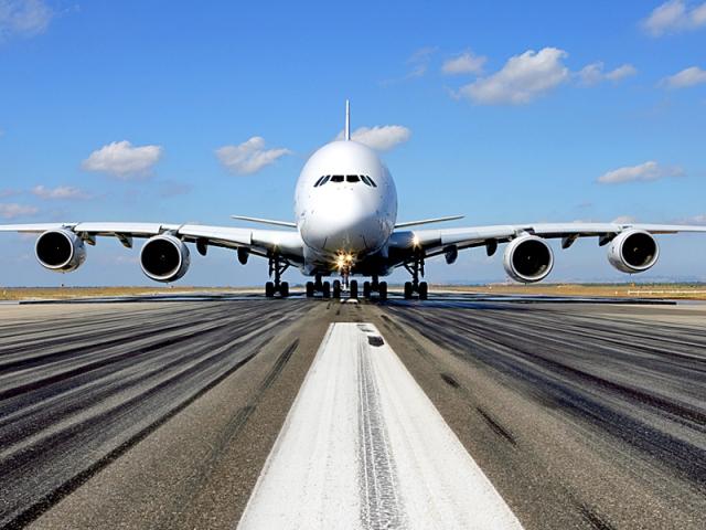 A380 - Flaggschiff vieler Airlines. Foto: Airbus