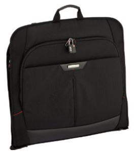 Samsonite Kleidersack PRO-DLX 3 GARMENT SLEEVE BLACK Foto: Amazon