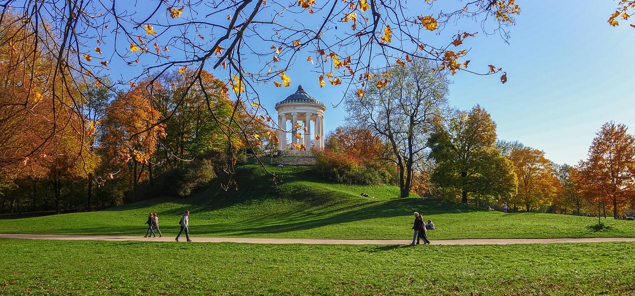 Englischer Garten München Foto: pixabay