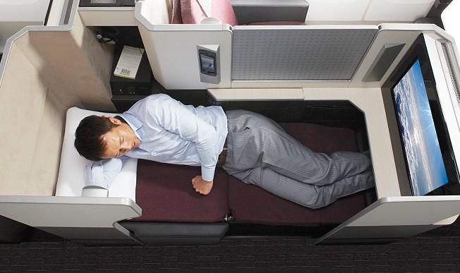 Gewinner SitzQuelle: Japan Airlines