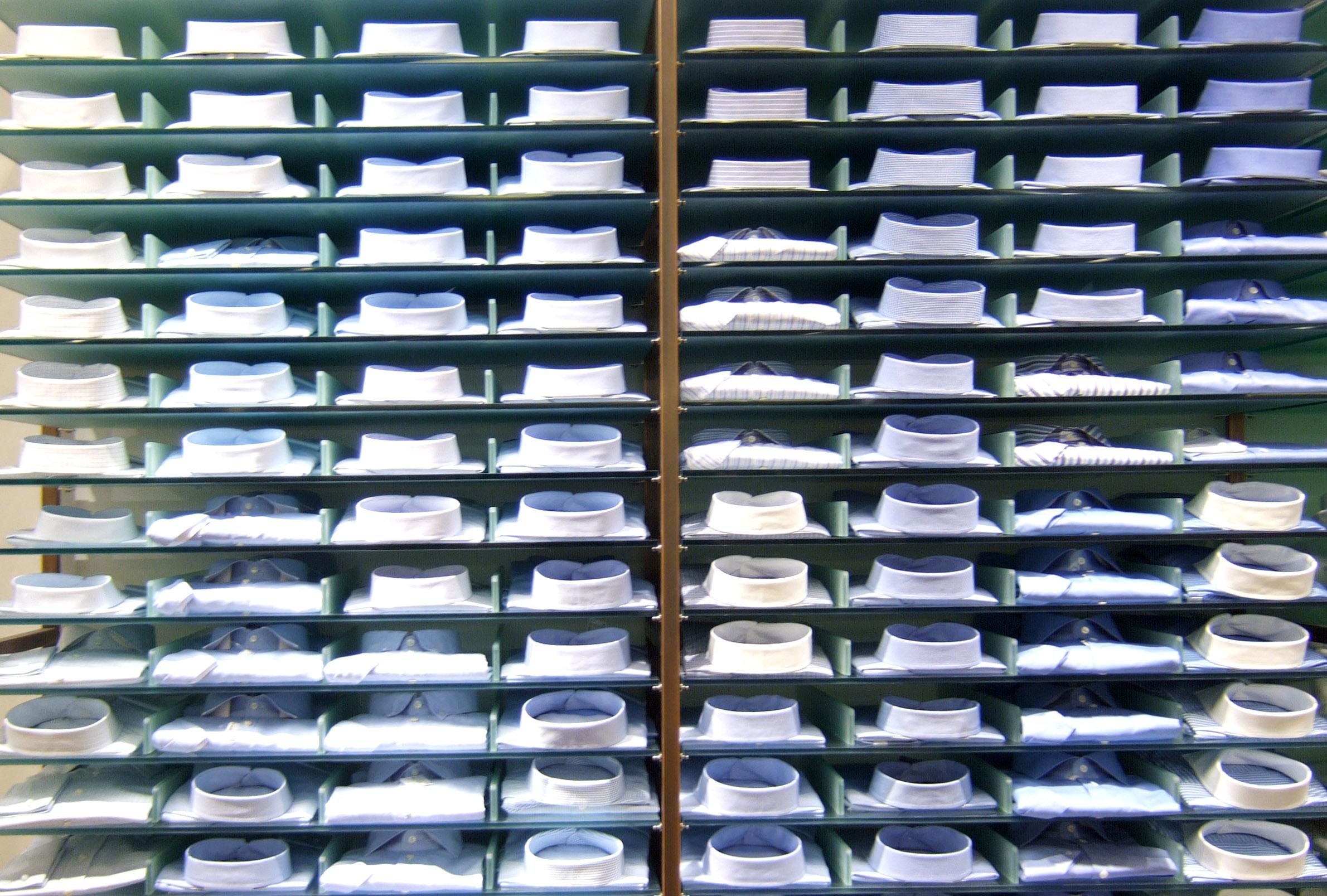 Dies besten Business Hemden im Test Foto: Rainer Sturm / Pixelio