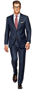 Business Anzug von Suitsupply Foto: Amazon