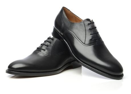 Business Schuhe Herren Schwarz – No. 539 Foto: Amazon